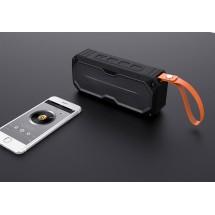Altavoz 2 en 1 Bluetooth y Powerbanck 4400mAh - USB - MicroSD - FM