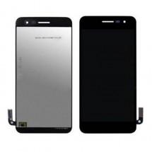 Pantalla LCD y táctil color negro para LG K9 / K8 (2018)
