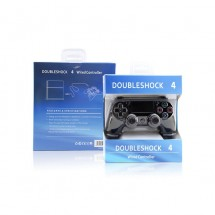 Mando Dualshock color negro para Playstation PS4 - Ref. GM060