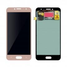 Pantalla completa LCD y táctil color Dorado para Samsung Galaxy J2 Pro 2018 J250