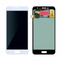 Pantalla completa LCD y táctil color Silver para Samsung Galaxy J2 Pro 2018 J250