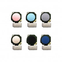 Flex botoón lector huella Touch ID para Huawei Honor 9 Lite - elige color