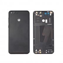 Tapa trasera color negro incluido botones laterales para Huawei Honor 7X