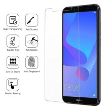 Protector Cristal Templado para Huawei Y6 2018