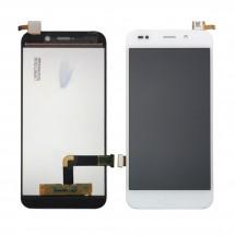 Pantalla completa LCD y táctil color blanco para Wiko Wim Lite