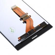 Pantalla completa LCD y táctil color negro para Sony Xperia XZs G8231 / G8232