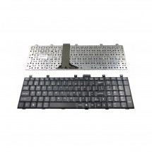 Teclado para MSI MS-1683 MS-1682 MS-1684 CX600 CR620 Español (Ñ) color negro