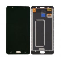 Pantalla completa LCD y táctil color negro para Samsung Galaxy J7 Max (G615F)