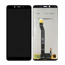 "Pantalla completa LCD y táctil color negro para Xiaomi Redmi 6 / 6A 5.45"""