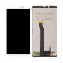 """Pantalla completa LCD y táctil color blanco para Xiaomi Redmi 6 / 6A 5.45"""""""
