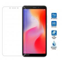 Protector Cristal Templado para Xiaomi Redmi 6 / 6A