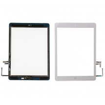 Táctil color blanco para iPad Air 2017 / iPad 5 2017 A1822 A1823 9.7""