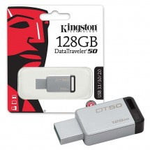 PenDrive Kingston DT50 DataTraveler 50 de 128Gb USB 3.1/3.0/2.0