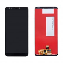 Pantalla completa LCD y táctil color negro para Huawei Y7 2018 / Nova 2 Lite