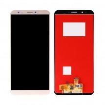 Pantalla completa LCD y táctil color dorado para Huawei Y7 2018 / Nova 2 Lite