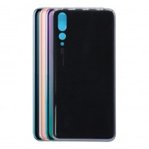 Tapa trasera de cristal para Huawei P20 Pro - elige color