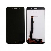 Pantalla completa LCD y táctil color negro para ZTE Blade A602