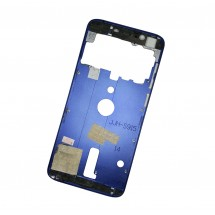 Marco frontal display color azul para Elephone S7 mini (swap)