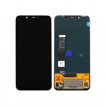 Pantalla LCD y táctil color negro para Xiaomi Mi8 / Mi 8