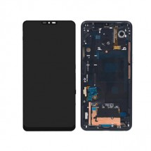 Pantalla completa LCD y táctil con Marco para LG G7 ThinQ G710 - elige color