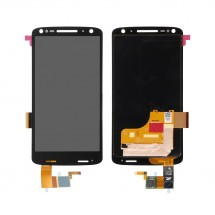 Pantalla completa LCD y Táctil color negro para Motorola Moto X Force XT1580