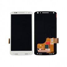 Pantalla completa LCD y Táctil color blanco para Motorola Moto X Force XT1580