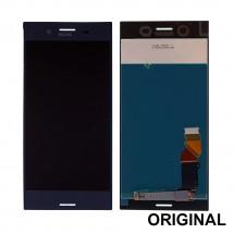 Pantalla ORIGINAL LCD y táctil color Azul para Sony Xperia XZ Premium (swap)