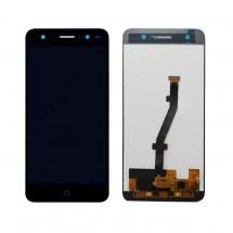 Pantalla completa LCD y táctil color negro para ZTE Blade V6 Plus