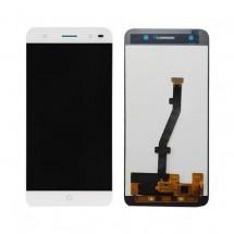 Pantalla completa LCD y táctil color blanco para ZTE Blade V6 Plus