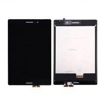 Pantalla compelta LCD y táctil color negro para Asus ZenPad S 8.0 Z580
