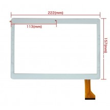 "Táctil para tablet 9"" Ref. FX-C9.6-191 KDX color negro"