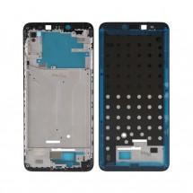 "Marco frontal pantalla color negro para Xiaomi Redmi S2 5.99"""