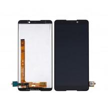Pantalla completa LCD y táctil color negro para Wiko Lenny 5