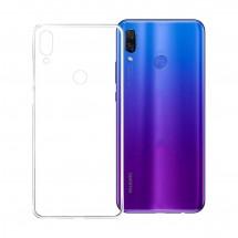 Funda TPU Silicona Transparente para Huawei P Smart Plus / Smart+