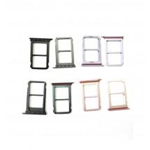 Bandeja porta tarjeta Sim y MicroSD para Huawei P20 Pro - elige color