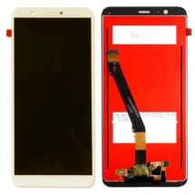 Pantalla LCD y táctil color dorado para Huawei P Smart / Enjoy 7S - 5.65""
