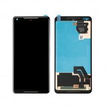 Pantalla completa LCD y táctil color negro para Google Pixel 2 XL
