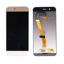 Pantalla LCD y táctil color dorado para Huawei Nova 2