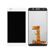 Pantalla completa LCD y Tactil color blanco para Huawei Honor 6