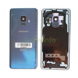389726adac6 Tapa trasera con cristal lente y lector huella para Samsung Galaxy S9 G960F  (swap)