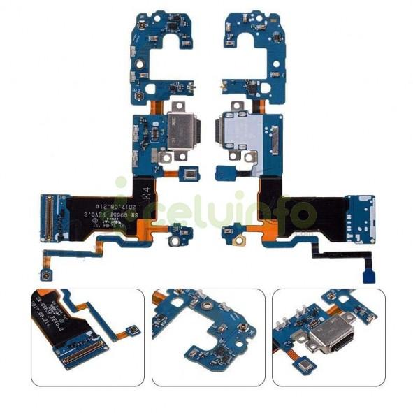 Carga S9 - Samsung G965f Plus Galaxy Flex Celuinfo swap Para De Conector