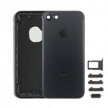 Chasis Carcasa Trasera color Negro para iPhone 7G