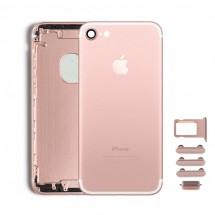 Chasis Carcasa Trasera color Rosa para iPhone 7G