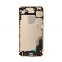 Chasis Trasero (tapa) completo CON COMPONENTES para iPhone 6Plus color Doado