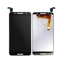 Pantalla completa LCD y táctil color negro para Alcatel A7 5090