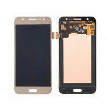 Pantalla LCD mas tactil color dorado Samsung Galaxy J5 J500