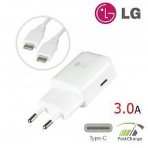 Cargador Original LG MCS-H05ER Carga Rápida 1.8A + cable Micro USB