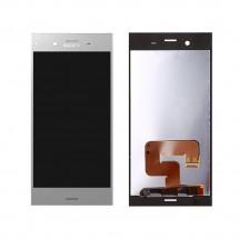 Pantalla LCD y táctil color blanco para Sony Xperia XZ1