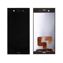 Pantalla LCD y táctil color negro para Sony Xperia XZ1