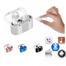 Mini Auriculares Bluetooth mod. TWS-16 - elige color